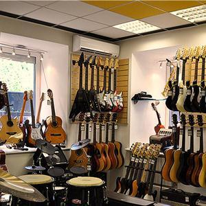 Музыкальные магазины Кинель-Черкасc