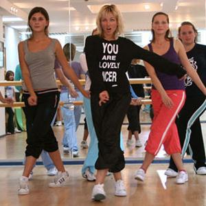 Школы танцев Кинель-Черкасов